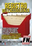"""La Face (FN) chiede al sindaco di Catanzaro che sia istituito il """"Registro dell'Accoglienza"""""""