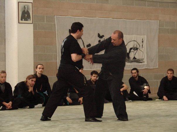 Grande Successo del 1° Bujinkan Buyu Seminar svoltosi a Padova il 20 e 21 Giugno 2009