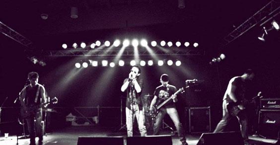 """10 FM, FINALE """"Emergenza Rock Festival"""" Viper Theatre di Firenze - 16 GIUGNO 2012"""