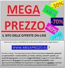 MegaPrezzo.eu - Sta arrivando il nuovo sito di offerte on-line che vi farà risparmiare.