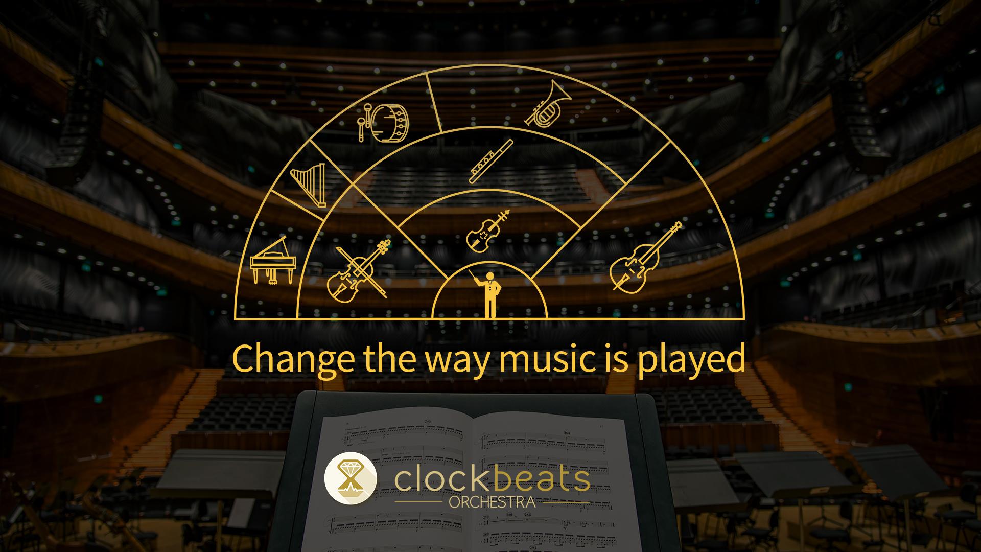 Ecco il primo concerto ufficiale della Clockbeats Orchestra durante il Festival dell'Innovazione di Brescia