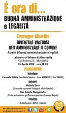 25 Aprile ad Alberobello DON ANIELLO MANGANIELLO