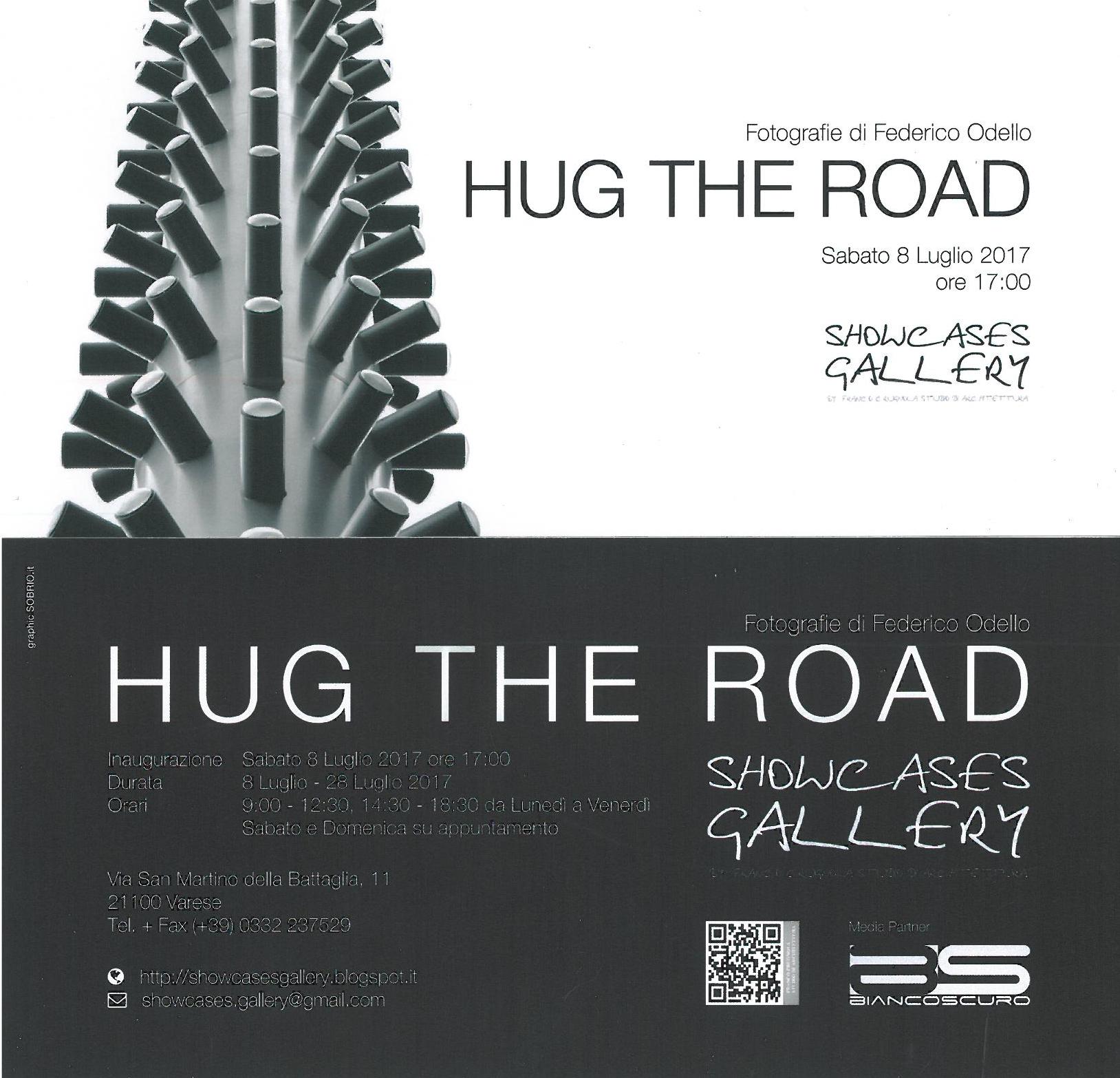 HUG THE ROAD
