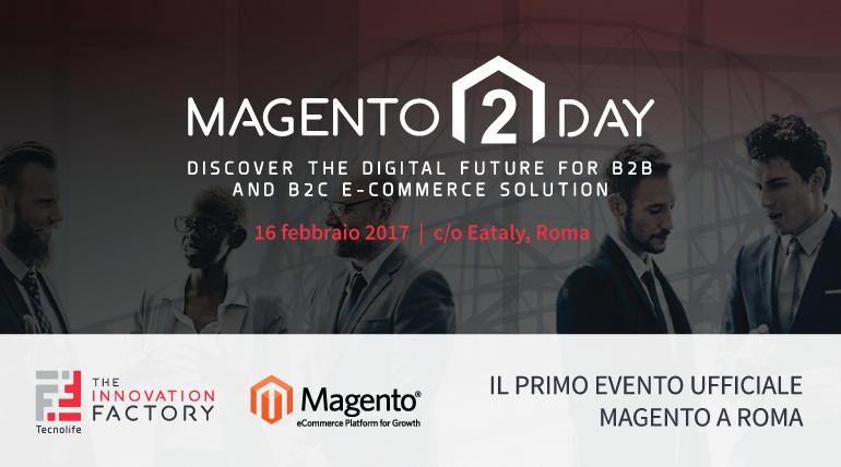 Magento 2 Day: alla scoperta del futuro digitale del business