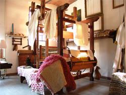Corsi di tessitura a mano nel chianti - Telaio da tavolo per tessitura a mano ...