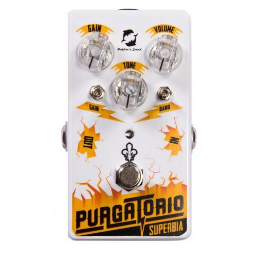 """Dolphin's Sound presenta il pedale """"Purgatorio Overdrive Superbia"""""""