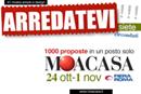 È on air la campagna di MoaCasa 2015