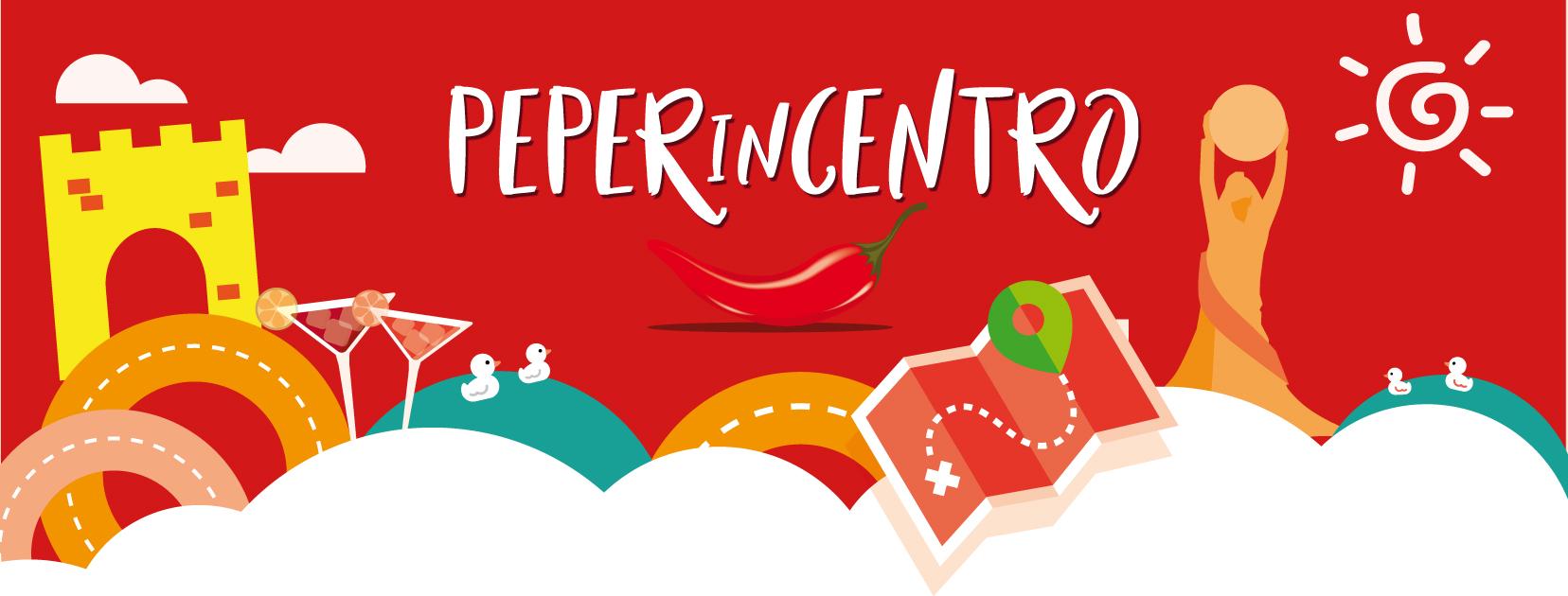 PeperInCentro