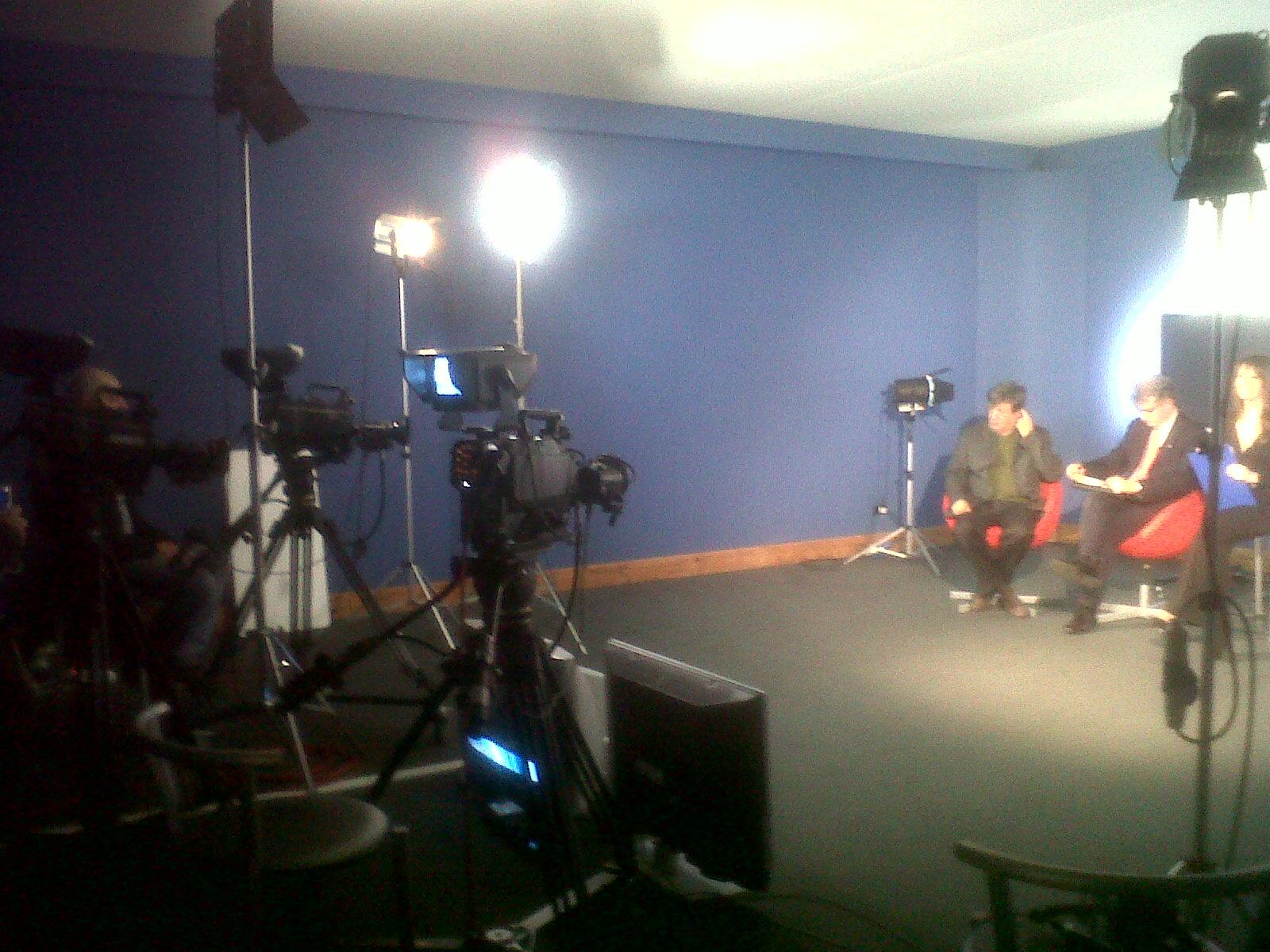 Il Segretario Provinciale della Uil Fpl di Roma Paolo Dominici alla Trasmissione EIDON in onda su TELEVITA TV (Lunedi 17 Gennaio 2011 ore 23)