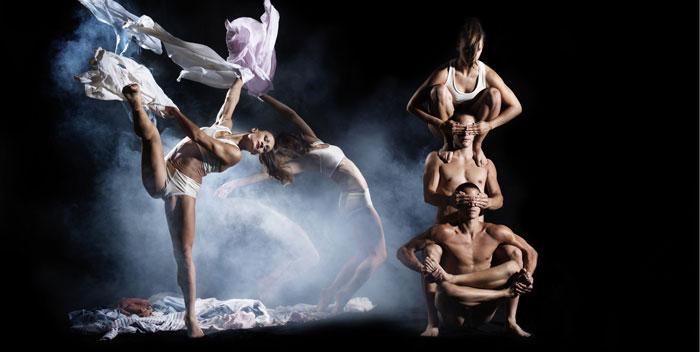 EUREKA, l'ultimo spettacolo di Kataklò Athletic Dance Theatre firmato da Giulia Staccioli, in scena ad ANCONA al Teatro delle Muse