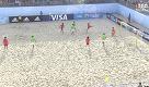 Beach soccer, la palla non tocca mai terra: il gol in rovesciata è un capolavoro - La Repubblica