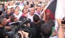 Roma, tensione tra contestatori e forze dellordine alla manifestazione Pd - La Repubblica