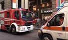 Milano, clochard muore di freddo nella notte in piazza San Babila - La Repubblica
