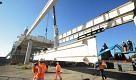 Bari, il ponte dei record è completo: la città unita da una trave di 45 metri - La Repubblica